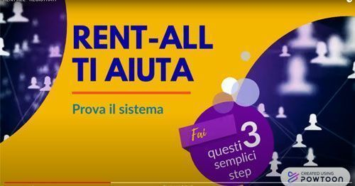 Anteprima del video di presentazione RENT-ALL